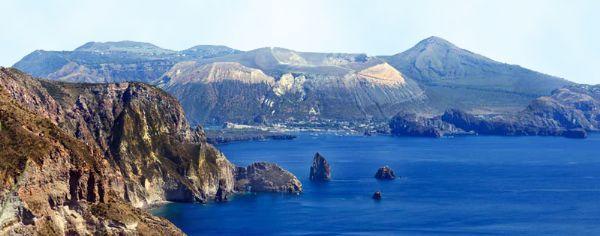 Isole Eolie nel Messina, Sicilia
