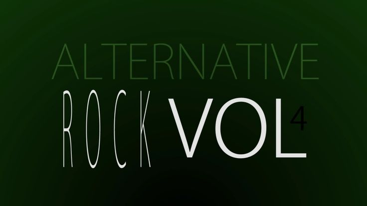 Best Alternative Rock Vol. 4 (FULL SONGS)