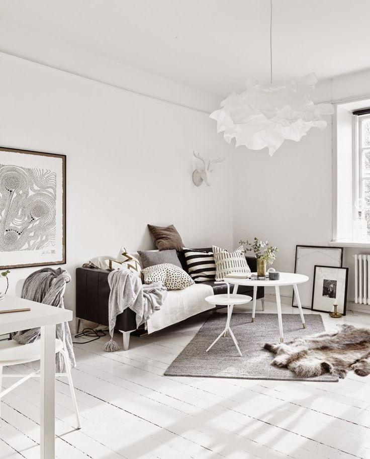 Scandinavian Studio : réunir trois espaces en un ! | La petite fabrique de rêves