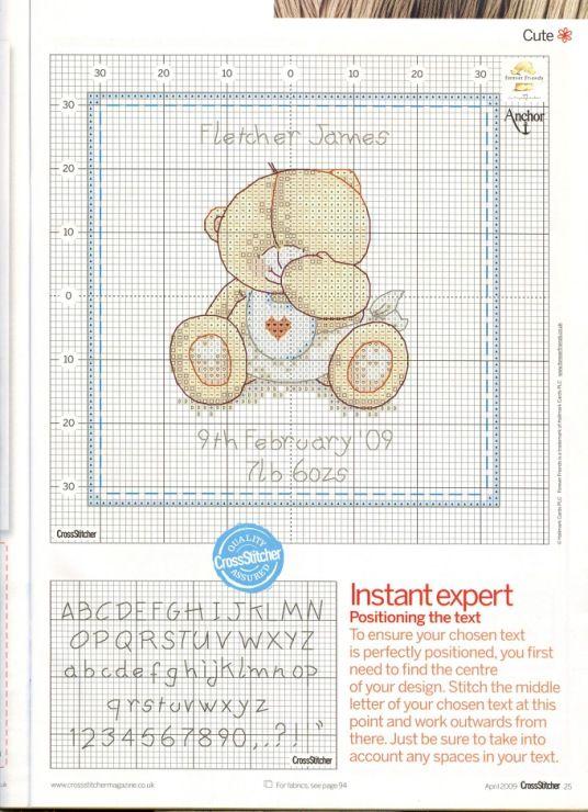 FF Birth Sampler 3/3