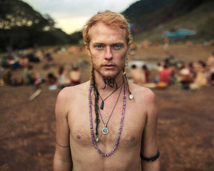 2012 World Rainbow Gathering, Guatemala  - Benoit Paillé