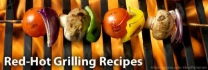 Vegan grilling recipes for Memorial Day #vegan #vegetarian #recipes #memorialday #whatveganseat