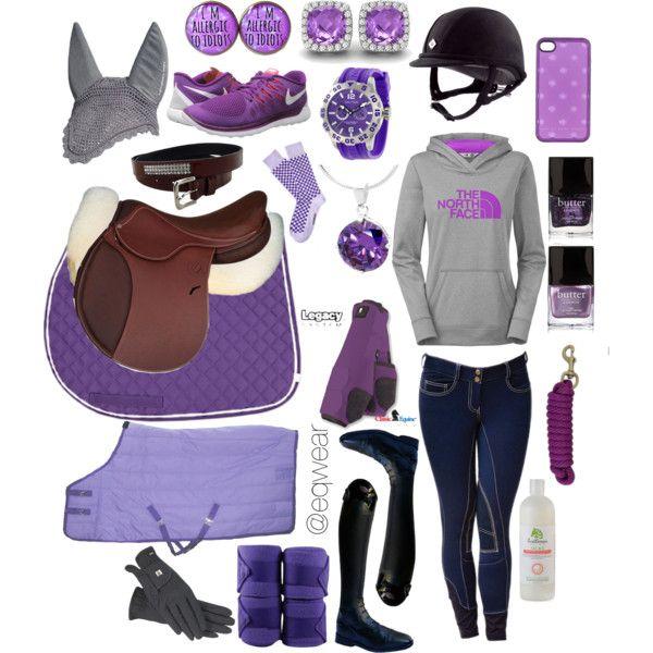 Purple Everyday Set