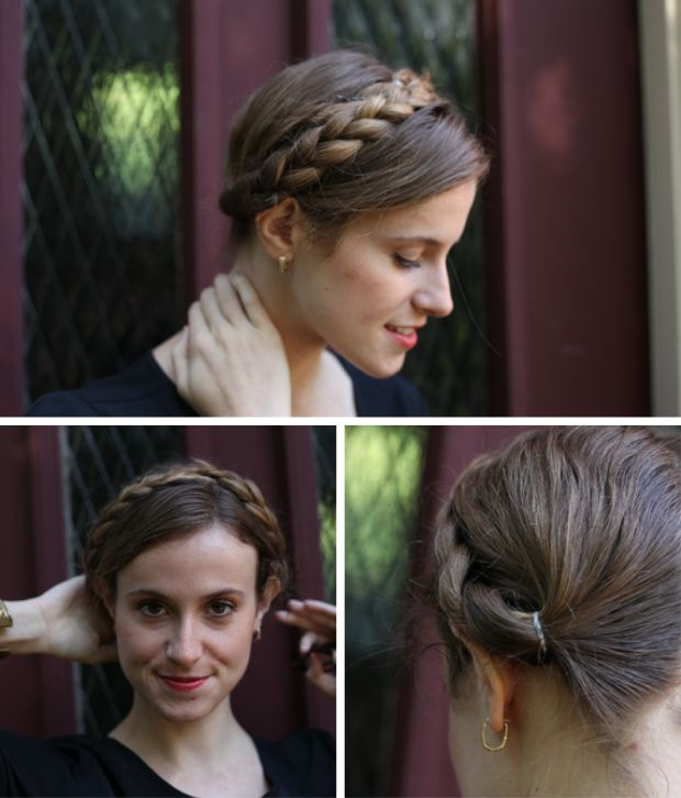 Quick Easy Hairstyles Updo Newbies