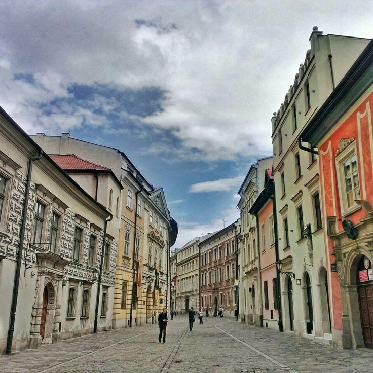 Ulica Kanonicza w Kraków, Województwo małopolskie