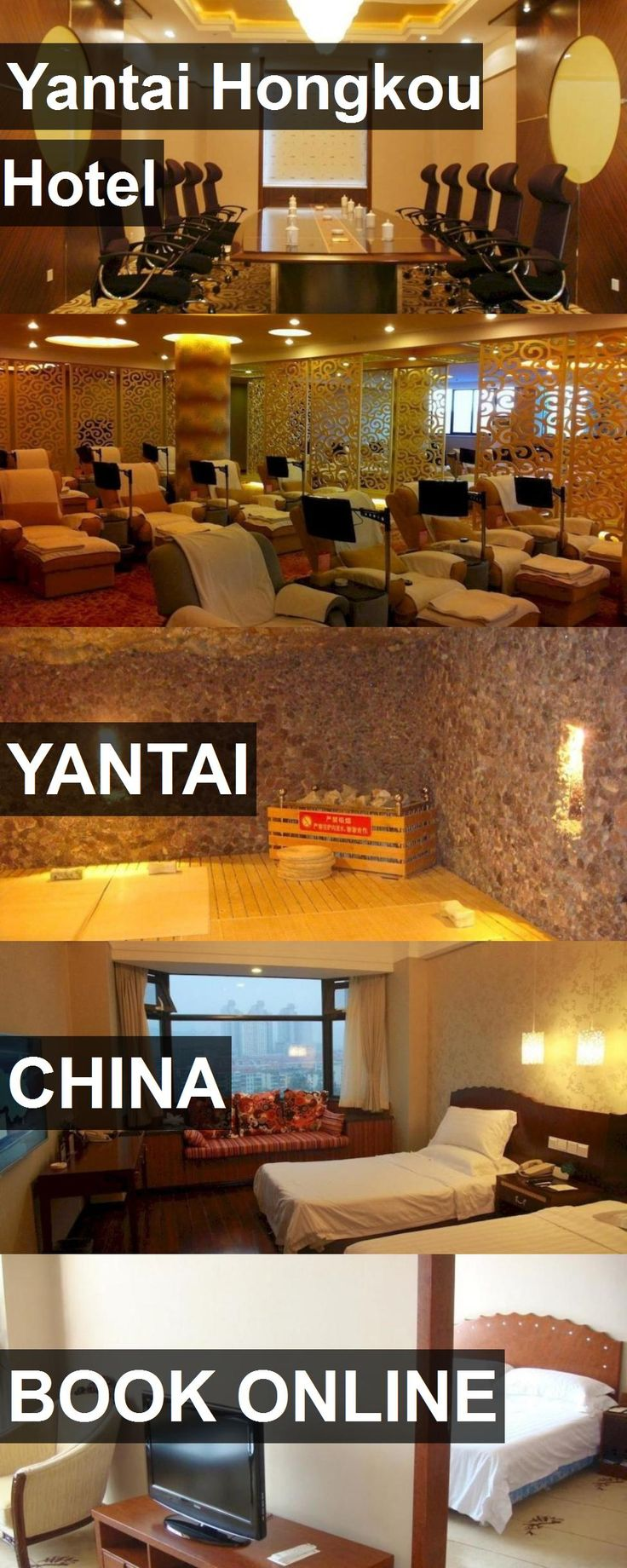 Hotel Yantai Hongkou Hotel in Yantai, China. For more information, photos, reviews and best prices please follow the link. #China #Yantai #YantaiHongkouHotel #hotel #travel #vacation