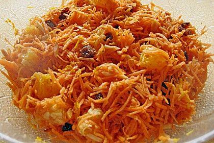 Persischer Karottensalat (Rezept mit Bild) von kuschel1972   Chefkoch.de
