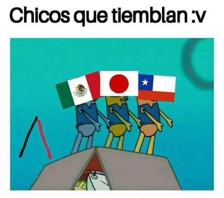 Faltó Ecuador :v