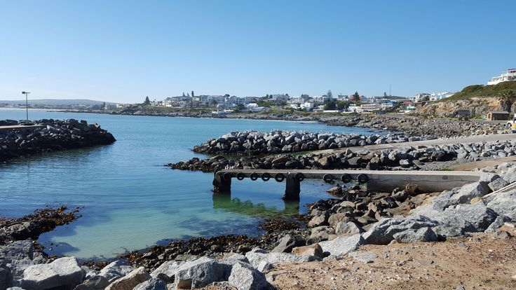 Boat Launch Site, Yzerfontein Harbour