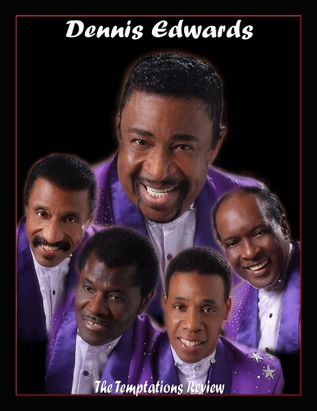 Catch Dennis Edwards and The Temptations perform on Mbira at 0.15a.m - 1.15a.m on 24/08/13. Tickets for this stage are R350. Follow this link to book yours now http://www.joyofjazz.co.za/