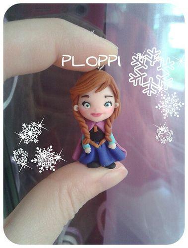 Frozen Fimo Ploppi