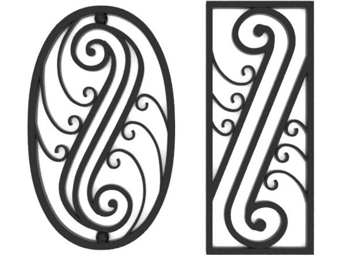 Wrought iron elements vol 3