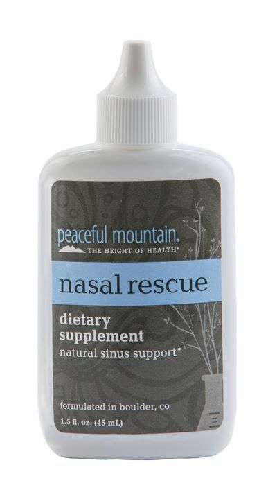 When sinus inflammation and pain occur a nasal spray that soothes and supports the delicate nasal and sinus membranes is essential. Reach for Nasal Rescue.  Order online: http://ift.tt/2rWV06c