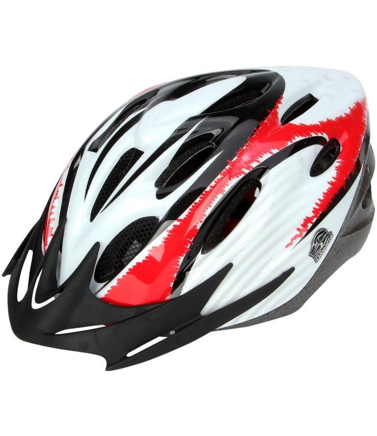 Capacete Ciclismo Damatta Hurricane 2011 Vermelho