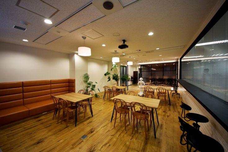 creative studio ー楽しみながら仕事に取り組める空間ー |オフィスデザイン事例|デザイナーズオフィスのヴィス