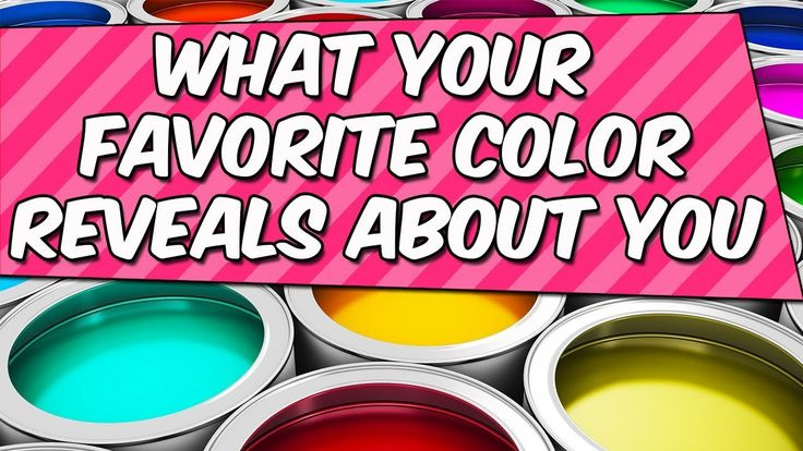 Color Personality test: What your favorite color reveals about you