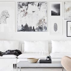 Learn more about Essential Home's pieces at http://essentialhome.eu/ and discover the best white interior design inspirations for your new bedroom project! Micentury and still modern lighting and furniture