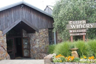 Cullen Winery - Cellar Door & Restaurant Organic & Sustainable Vineyard www.cullenwines.com.au/