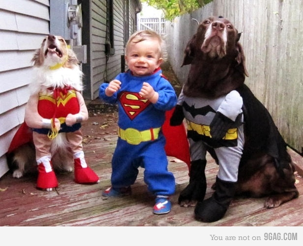 When J and I go to have kids I hope it's a boy so that our dog Duke and him can be super heroes together hahaha