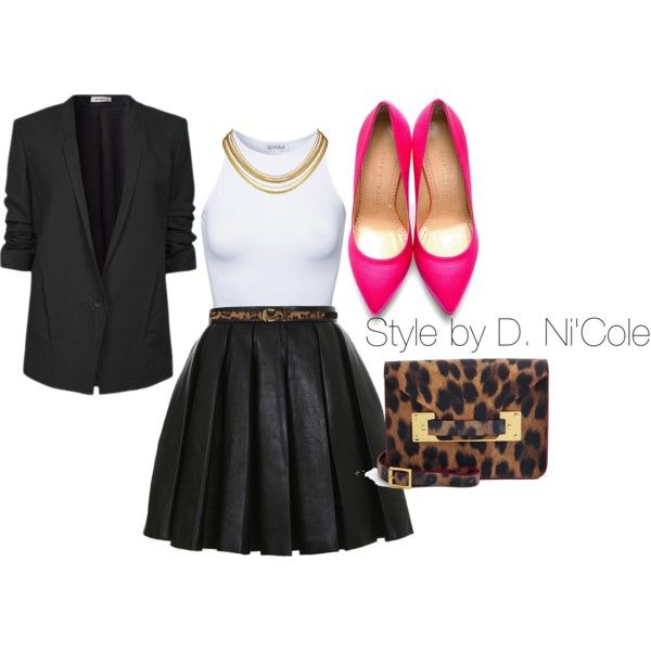 Untitled #1211, created by stylebydnicole on Polyvore
