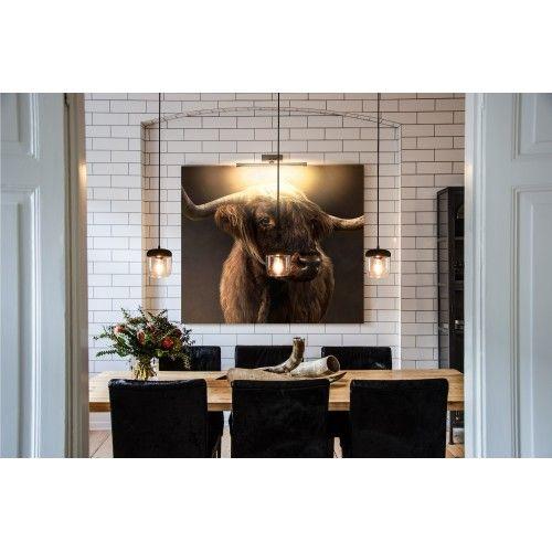 Acorn i polerad koppar är en lampa med känsla av natur och formen från ett ekollon www.globalxdesign.com