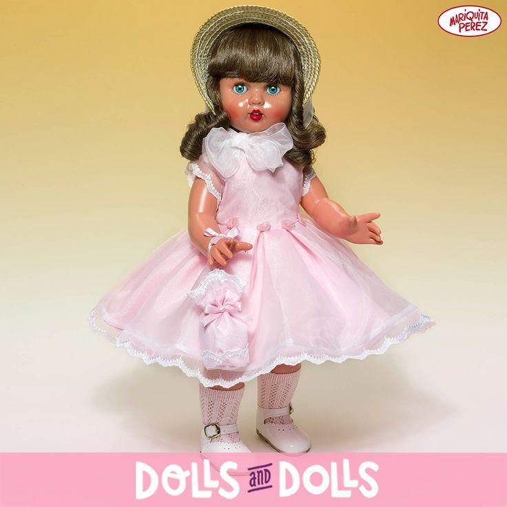 El #DíaDeLaMadre se acerca, ¿con qué le vas a sorprender? Hay momentos y días que requieren detalles para el recuerdo, por eso, si estás buscando un regalo extraordinario y original, con Mariquita Pérez despertarás sentimientos únicos. ¡Quizás hoy sea un buen día para regalar una #muñeca Mariquita Pérez! #Dolls #Bonecas #Poupées #Bambole #DollsMadeInSpain #MuñecasDeColección #CollectibleDolls #RegaloEspecial