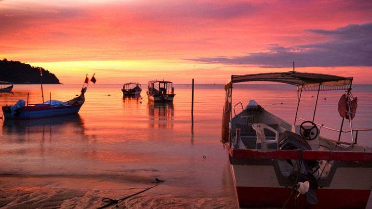 Teluk Bahang  ...  Penang, Malaysia ....   wow