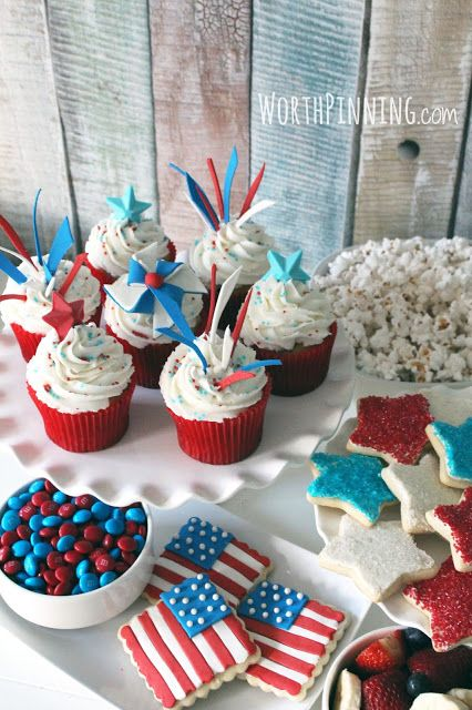 creative fourth of july dessert recipes