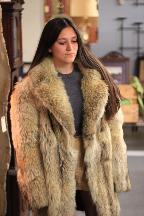Fetish for fur