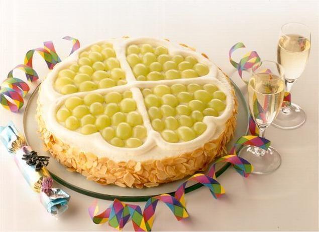 Viel-Glück-Torte