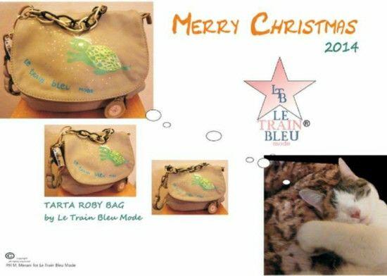 Merry christmas by Le Train Bleu Mode :-)