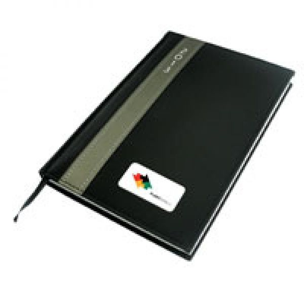 A5 Satin Diary Product Size: 148w x 210h  Branding Type: screen print/heat transfer Material: kosin