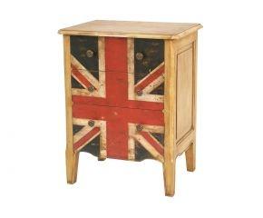 painted furniture union jack autumn vignette. Mesita De Noche Union Jack · Painted FurnitureFurniture Furniture Autumn Vignette