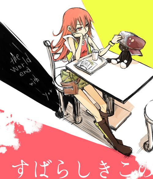 339 best The World Ends With You images on Pinterest | Kingdom ...