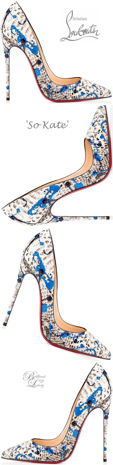 ♦Christian Louboutin Collection Spring 2015