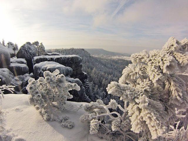 polly_nezjowy świat: Szczeliniec Wielki - Góry Stołowe