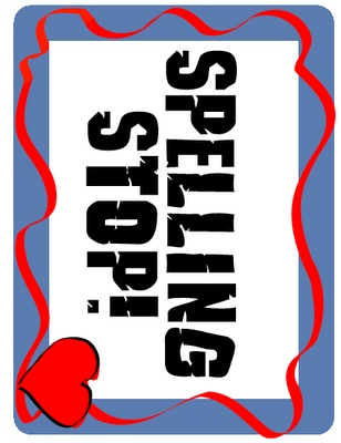 "When I was a student teacher, I used to play a game called ""Spelling Stop"" with my second graders! It ran a lot like musical chairs, except nobody was ever ""out"".  I taped a sign to the back of three to four chairs around the room.  The kids walked around while music played.  When it stopped, they took a seat.  If they were in a seat with a sign, they were given a spelling word to spell.  The kids loved it!"