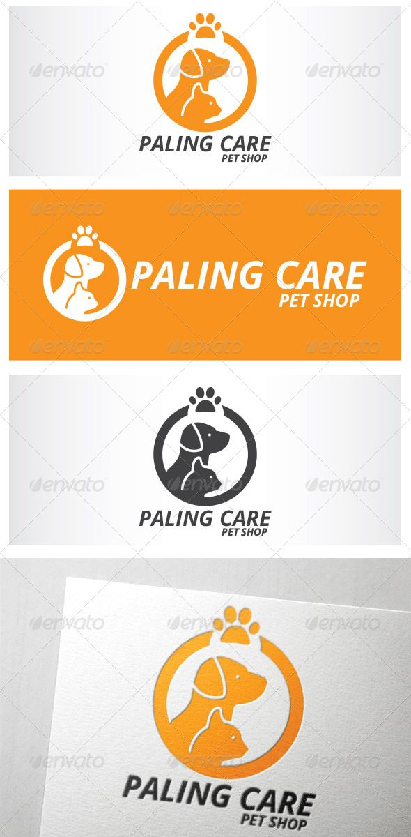 Paling Care Logo / Pet Shop Logo
