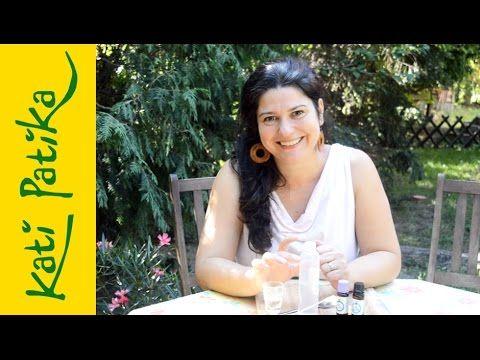 (3) Kati-patika - Szép álmokat hozó illatok (gyógynövények, természetgyógyászat) - YouTube