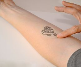 How to Make a Fake Tattoo With a Sharpie | eHow