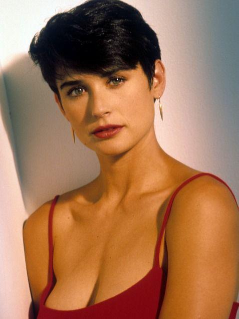 Demi in 1993