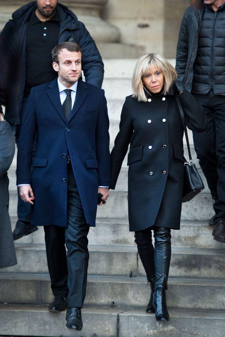 Ce que vous ne savez (peut-être) pas sur Brigitte Macron