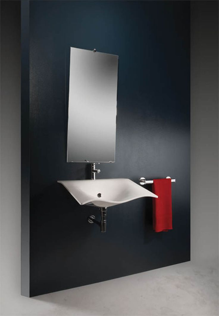 bathroom sink with contemporary glam feel by rodighiero on march 21 2011 13