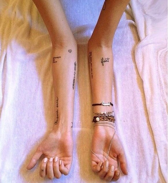 Best 25+ Arm Tattoo Placements Ideas On Pinterest