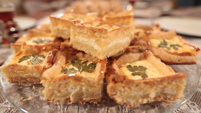 Kafes Tart Poğaça | Nursel'in Mutfağı Yemek Tarifleri