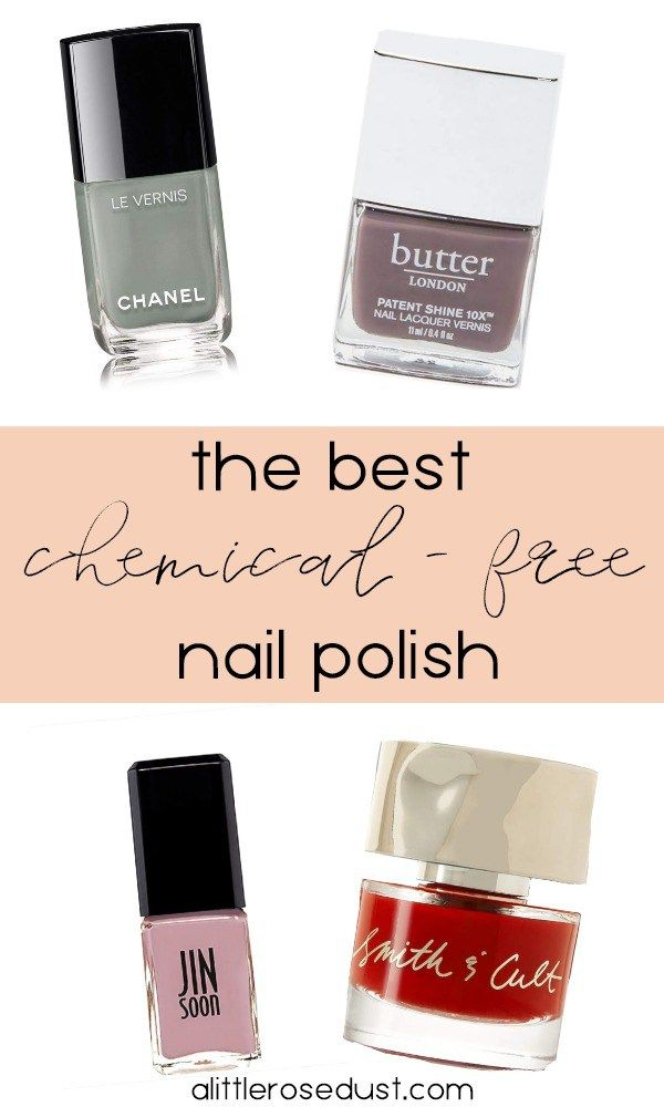 Der beste chemikalienfreie Nagellack – A little Rose Dust – Beauty Products ✨