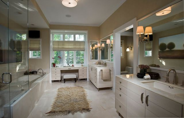 Spa Like Bathroom Remodel