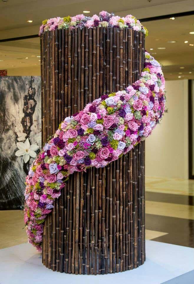 335 best images about modern floral art on pinterest. Black Bedroom Furniture Sets. Home Design Ideas