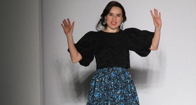 Vis împlinit! Cum a făcut bihoreanca Rozalia Bot senzaţie la săptămâna modei de la New York – FOTO