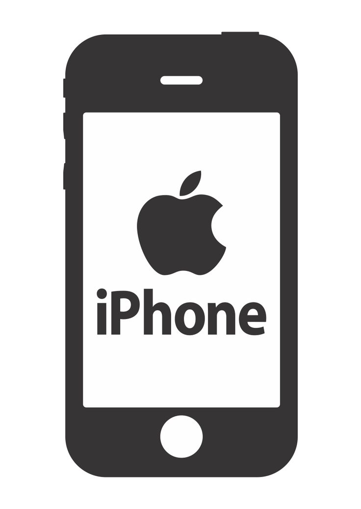 Logo Iphone Vector